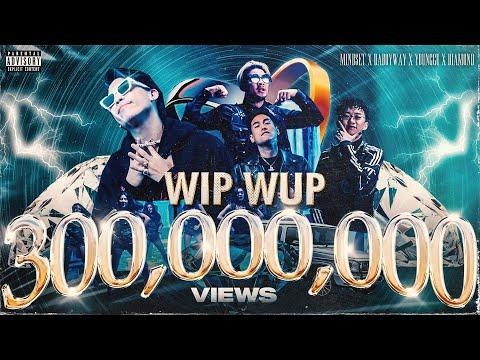 WIP WUP วิบวับ (Explicit) - POKMINDSET x DABOYWAY x YOUNGGU x Diamond [Official MV]